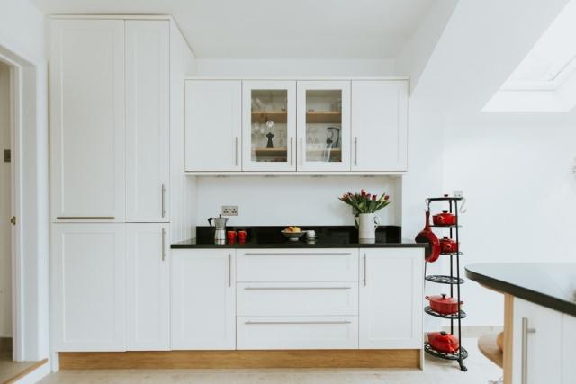Shaker and Oak Kitchen