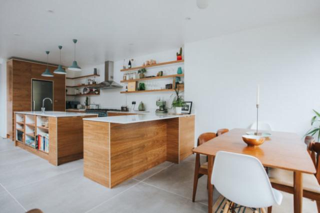 Kitchen design build and installation
